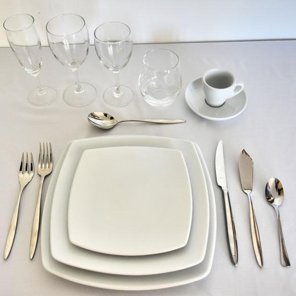 Forfait vaisselle complète